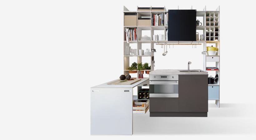 Miniküche Mit Kühlschrank Und Geschirrspüler : Miniküche popstahl